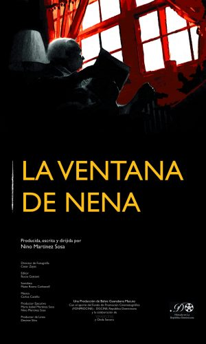 LA VENTANA DE NENA-AFICHE ESPAÑOL